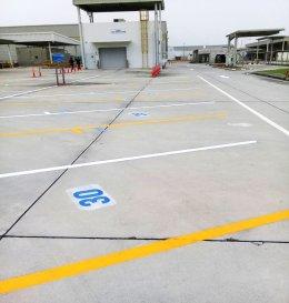 Road Line Paint System