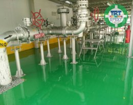 Epoxy Mortar Self-Leveling System