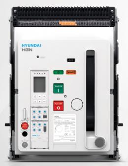 ACB Hyundai การทำงานของ AIR CIRCUIT BREAKER
