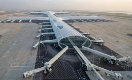 5 สนามบิน ดีไซน์สุดล้ำ งามหยดเหนือคำบรรยาย