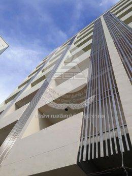 อาคารพักอาศัย 8 ชั้น อาคาร B