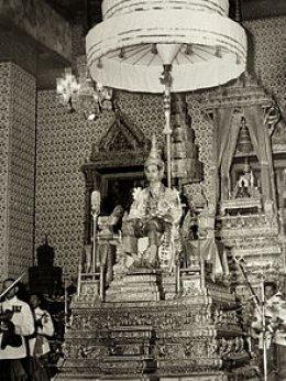 พระราชพิธีบรมราชาภิเษกในพระบาทสมเด็จพระปรมินทรมหาภูมิพลอดุลยเดช