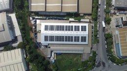 การผลิตไฟฟ้าโดยใช้ระบบ Solar Cell