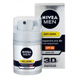 NIVEA MEN 3D ANTI-AGING SUPER SERUM SPF 30