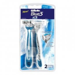 Gillette Blue3 Ice Disposable Razor