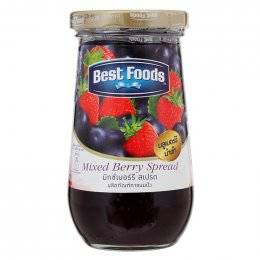 Best Foods Mixed Berry Spread 400g