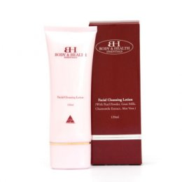 BODY & HEALTH FACIAL CLEANSING LOTION
