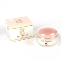 BELLE WHITENING NIGHT CREAM