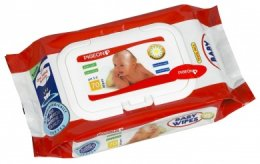Pigeon Baby Wipes Organic x 70 wipes
