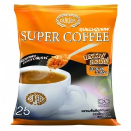 SUPER Coffee Brown Coffee