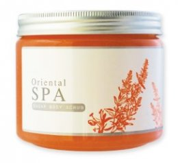 VICARE Oriental Spa Sugar Body Scrub