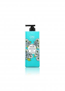 ON THE BODY NATURE GARDEN PERFUME WASH 500ml.