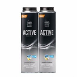 Snake  Active Cooling Powder Max Guard Cool Fresh Body 280g.