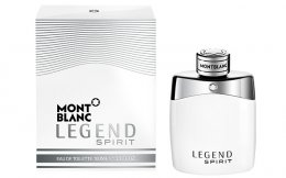 Mont Blanc Legend Spirit Eau De Toilette 100 ml.