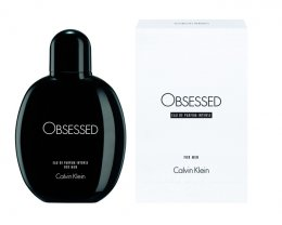 Calvin Klein Obsessed Intense For Men Eau De Parfum 125ml.