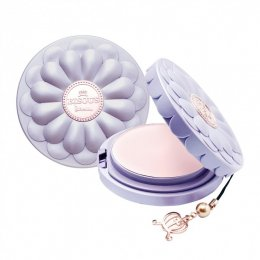 BISOUS BISOUS miracle blooming skin finisher powder pact (Super smooth pink) 10 g.