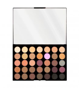 MAKEUP REVOLUTION PRO HD PALETTE AMPLIFIED 35 - NEUTRALS WARM