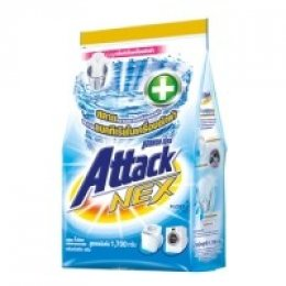Attack Nex Powder Detergent  Clean&Protect