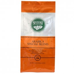SUZUKI ROAST & GROUND COFFEE ARABICA SPECIAL BLEND BAG
