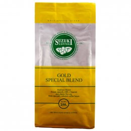 SUZUKI ROAST & GROUND COFFEE SPECIAL BLEND BAG