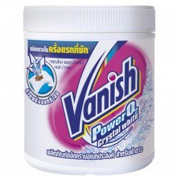 VANISH STAIN REMOVER CRYSTAL WHITE