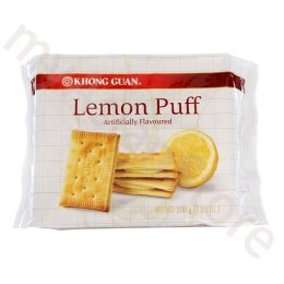 Lemon Puff artificially flavoured