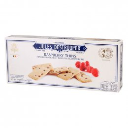 jules destrooper raspberry thins