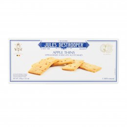 Jules Destrooper Apple Thin Biscuits