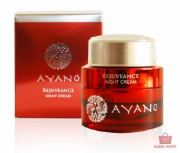 Ayano Rejuveance Night Cream