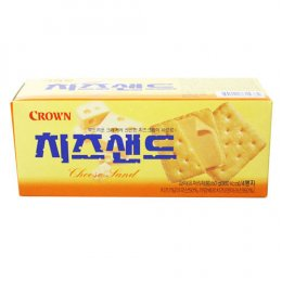CROWN sandwich cracker with cheese cream 60 g.
