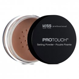 Kiss New York Professional Pro Touch Setting Powder #KPSP 04 Earth