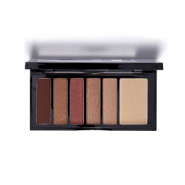 Kiss New York Professional Hexa Eyeshadow Palette #KESP 03 Pink Nude