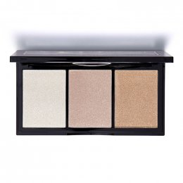 Kiss New York Professional Halo Strobing Palette #KSK 01 Light