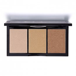 Kiss New York Professional Halo Strobing Palette #KSK 02 Medium