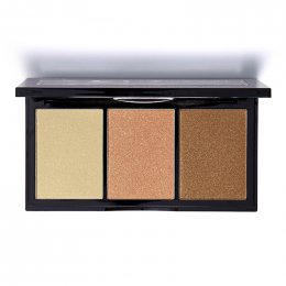 Kiss New York Professional Halo Strobing Palette #KSK 03 Dark