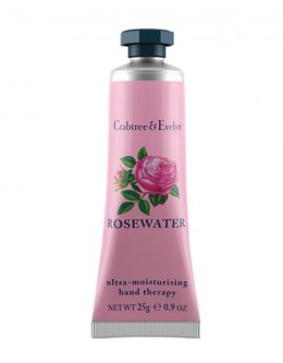 Crabtree & Evelyn Hand Therapy Rosewater 25g