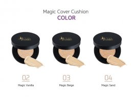 Babalah Magic Perfect Cover Cushion #02 For Light Skin 14 g.