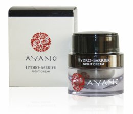AYANO HYDRO-BARRIER NIGHT CREAM