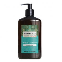 Arganicare Leave in Conditioner For Curly Hair 400 ml.