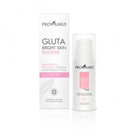 Provamed Gluta Bright Skin Booster Lotion 200 ml.