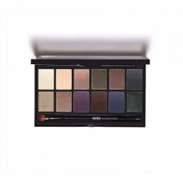 Kiss New York Professional GODDESS PALETTE Eyeshadow SELENE #KEMP02