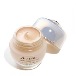 SHISEIDO FUTURE SOLUTION LX Total Radiance Foundation SPF 15 30 ml #NATURAL LIGHT OCHRE O20