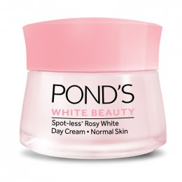 POND'S WHITE BEAUTY SPOT-LESS ROSY WHITE DAY CREAM NORMAL SKIN 50 g.