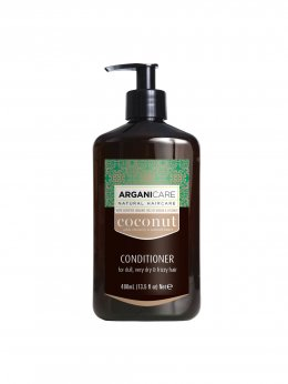 Arganicare Coconut Hair Conditioner for dull ,very dry & frizzy hair 400 ml.
