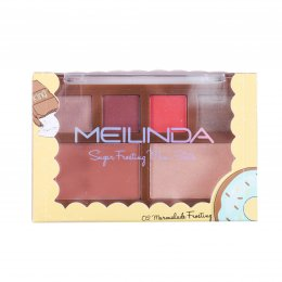 Mei Linda Sugar Frosting Mini Palette #2 Marmalade Frosting