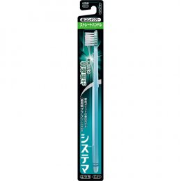 LION Denter Systemmaker Toothbrush Clear Type Ultra-compact C41