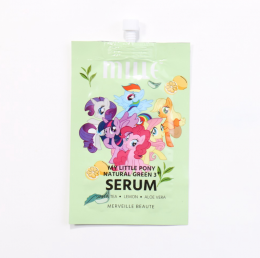 MILLE MY LITTLE PONY NATURAL GREEN 3+ SERUM (7G)