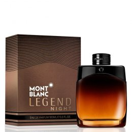Mont Blanc Legend Night Eau De Parfum 100 ml.