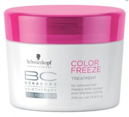 SCHWARZKOPF PROFESSIONAL  BC Bonacure Hairtherapy Cell Perfector Color Freeze Treatment