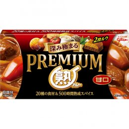 GLICO Premium JUKU Curry Sweet 160 g.